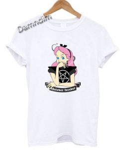 KILLSTAR Alice Whatever Forever Funny Graphic Tees
