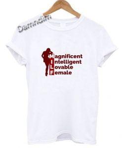 MILF T Shirt