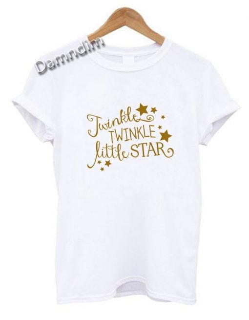 Twinkle Twinkle Little Star T Shirt