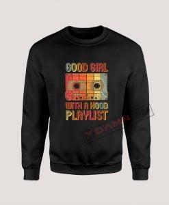 Sweatshirt 90s Girl