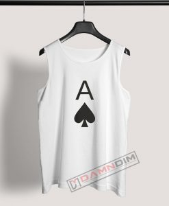 Tank Top Ace Of Spades