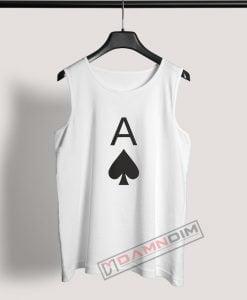 Tank Top Ace Of Spades