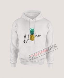 Hoodies Aloha pineapple