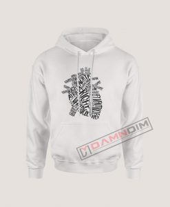 Hoodies Anatomical Heart Doctor Of Cardiology