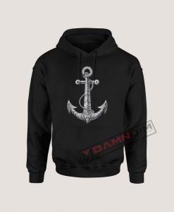 Hoodies Anchor graphic