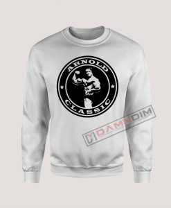 Sweatshirt Arnold Classic Mens Bodybuilding