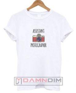 Asistant Fotographer T Shirt