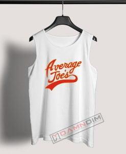 Tank Top Average Joe's Dodgeball Team