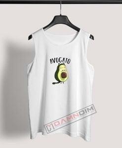 Tank Top Avocado Lover