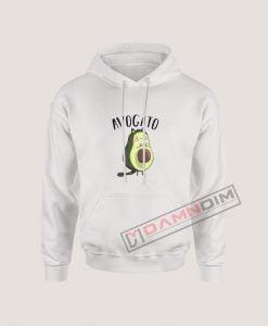 Hoodies Avocado Lover