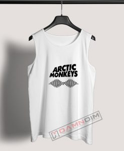 Tank Top Awesome Artic Monkeys
