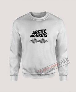 Sweatshirt Awesome Artic Monkeys