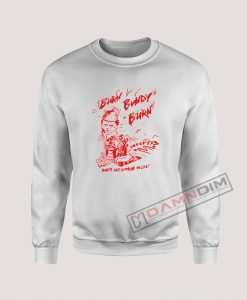 Sweatshirt Burn Bundy Burn