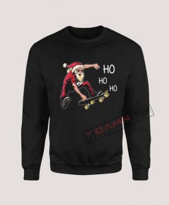 Sweatshirt Christmas Ho Ho Ho