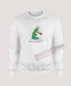 Sweatshirt Christmas Snow