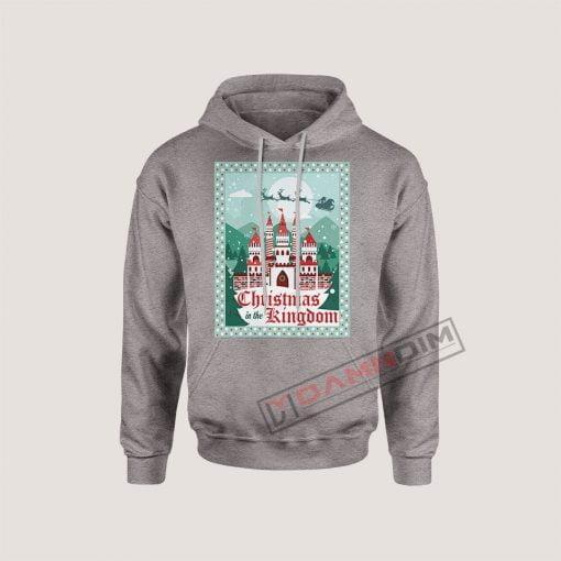Hoodies Christmas in Magic Kingdom