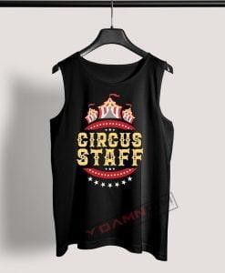 Tank Top Circus Staff Costume