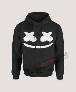 Hoodies DJ Marshmello Smile