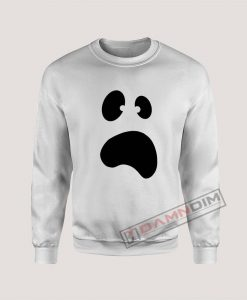 Sweatshirt Ghost Face