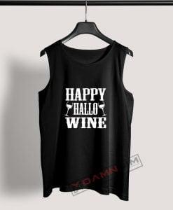 Tank Top Happy Hallo Wine