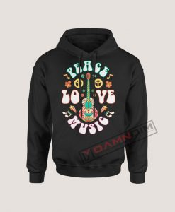 Hoodies Hippie Vintage Retro Disco