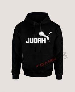 Hoodies Judah Lion