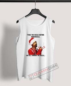 Tank Top Snoop Dogg Christmas