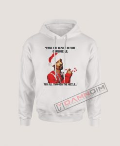 Hoodies Snoop Dogg Christmas