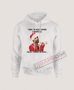 Hoodies Snoop Dogg Christmas