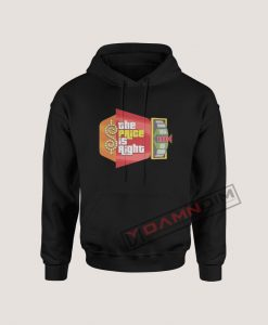 Hoodies The Price Is Right Game Show 80's