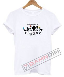 Toy Story Inspired T Shirt