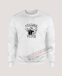 Sweatshirt VILLAGE WITCH