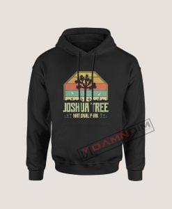 Hoodies Vintage Joshua Tree National Park
