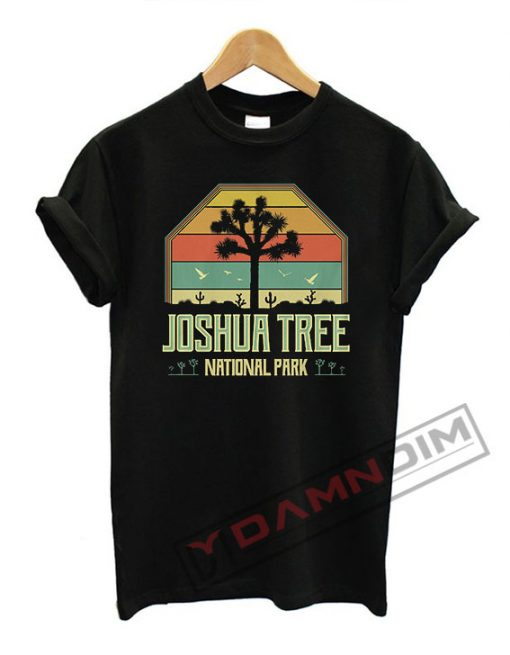 Vintage Joshua Tree National Park T Shirt