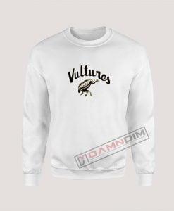 Sweatshirt Vultures As Worn