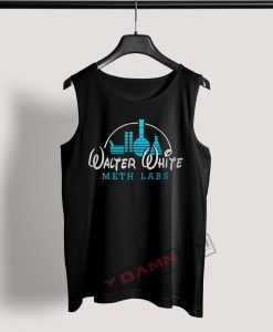 Tank Top Walter White Meth Labs