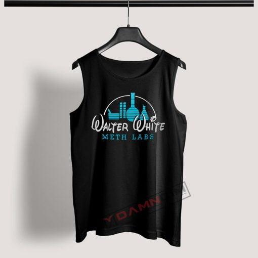 Tank Top Walter White Meth Labs