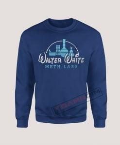 Sweatshirt Walter White Meth Labs