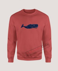 Sweatshirt Whale graphic