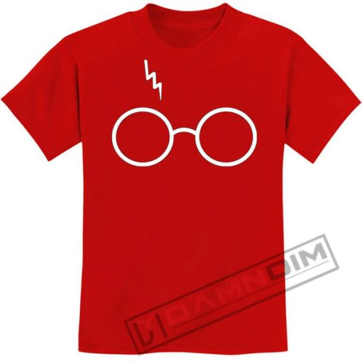 Wizard Glasses T Shirt