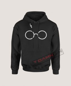 Hoodies Wizard Glasses