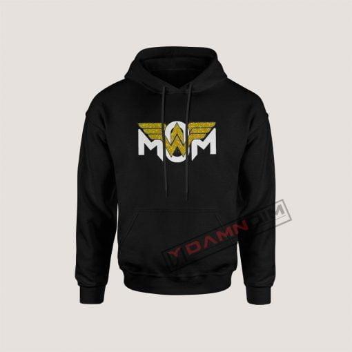 Hoodies Wonder Mom