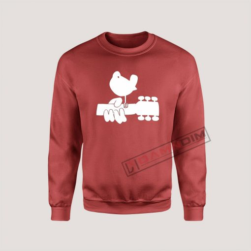 Sweatshirt Woodstock