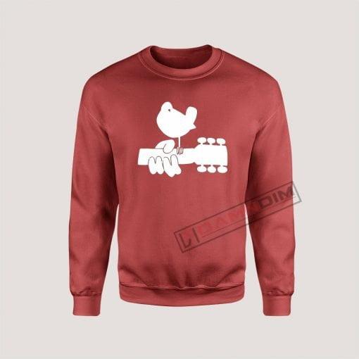 Sweatshirt Woodstock