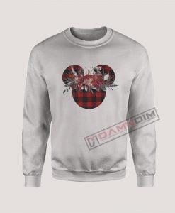 Sweatshirt christmas disney