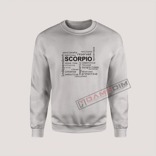 Sweatshirt zodiac