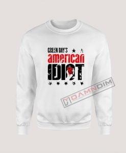 Sweatshirts American Diot Green Day