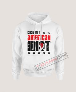 Hoodies American Diot Green Day