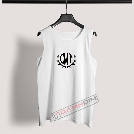 Tank Top Antler Monogram