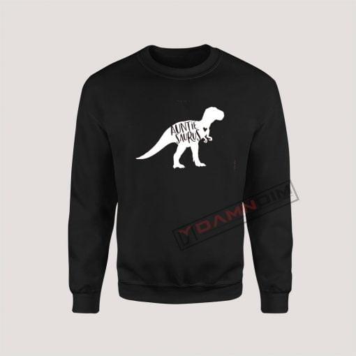 Sweatshirt AuntieSaurus